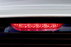 Brake light Royalty Free Stock Photography