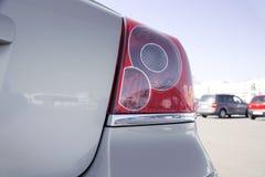 Brake lights of modern car Stock Photography