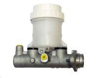 Brake master cylinder Stock Image