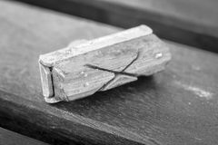 Brake pad Royalty Free Stock Photography