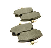 Brake pads Stock Photography