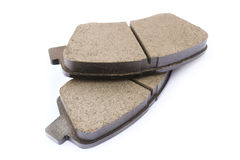 Brake pads car Stock Images