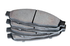 Brake pads Stock Images