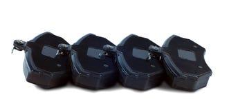 Brake pads Stock Image