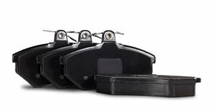 Brake pads Royalty Free Stock Image