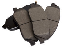 Brake pads Stock Photos