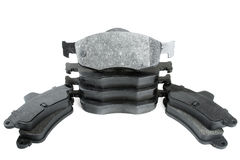 Brake pads Royalty Free Stock Photo