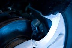 Brake parts Stock Photography