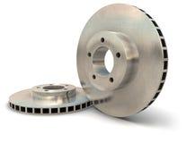 Free Brake Rotors Royalty Free Stock Image - 16804586