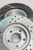 Brake Rotors Royalty Free Stock Photos