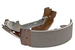 Brake shoe kit Royalty Free Stock Photography