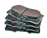 Brake shoes Royalty Free Stock Photography