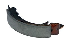 Brake shoes Stock Images