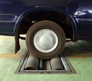 Free Brake Testing System Of Car Stock Photos - 40123653