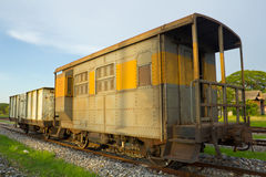 Brake Van Stock Image