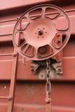 Brake Wheel Stock Photo