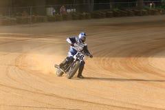 Brakeless bike racer Royalty Free Stock Image