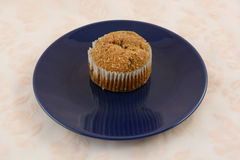 Brakfast raisin muffin Stock Images