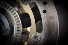 Braking discs Royalty Free Stock Images