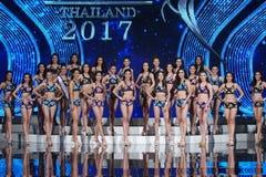 Brakuje Wszystkie narodom Tajlandia 2017, finał Round Fotografia Royalty Free