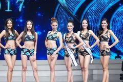 Brakuje Wszystkie narodom Tajlandia 2017, finał Round Zdjęcie Royalty Free