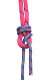Bram-shkotovy knot Stock Photo
