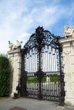brama obraz royalty free