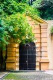 brama Obrazy Royalty Free