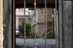 Brama bary Fotografia Royalty Free
