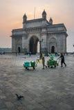 brama Bombaju indu zdjęcia stock