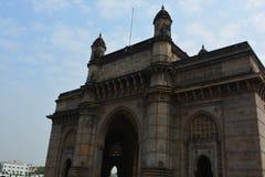 Brama India Mumbai Zdjęcie Royalty Free