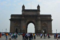 Brama India Mumbai Zdjęcia Royalty Free