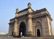 Brama India, Mumbai Zdjęcia Stock