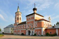 Brama kościół monaster John baptysta w mieście Vyazma Obraz Royalty Free