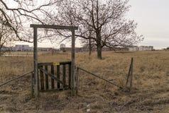 Brama miasto Zdjęcie Stock