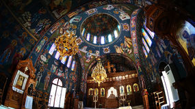 Brama monaster dekoracja inside Obrazy Stock