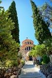 Brama monaster Nectarinus Fotografia Stock