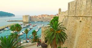 Brama od nadmorski Dubrovnik zdjęcie wideo