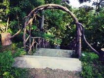 brama ogrodowa Obrazy Stock