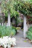 brama ogrodowa Obraz Stock
