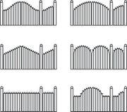 brama, ogrodzenia i bramy, Fotografia Stock