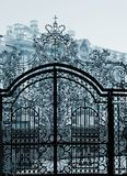 brama pałac Fotografia Stock