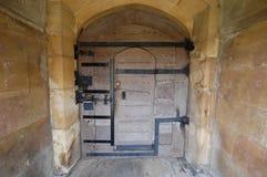 Brama przy Gonville Caius Cambridge Zdjęcie Royalty Free
