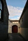 Brama przy Smithwicks piwnym browarem w Kilkenny i fabryką Obraz Stock