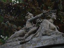Brama sfinks zdjęcie royalty free