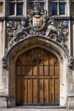 brama stara Obrazy Royalty Free