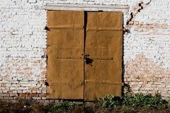 brama stara Zdjęcie Stock