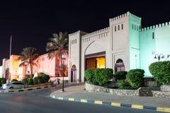 Brama stary miasteczko Nizwa, Oman Obrazy Stock