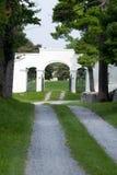 brama łukowata Obraz Royalty Free