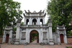 Brama w Wietnam Obraz Stock